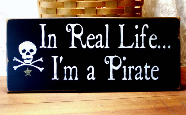 September 19th Talk like a Pirate Day!