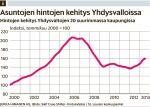 Luonto ja palvelu vetävät pietarilaisperhettä Suomeen - Talous - Päivän lehti - Helsingin Sanomat