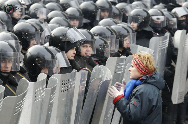 The Kiev Riots