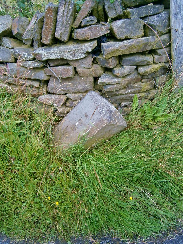 Scholes - Hepworth Boundary SE 15745 05858 Dean Head