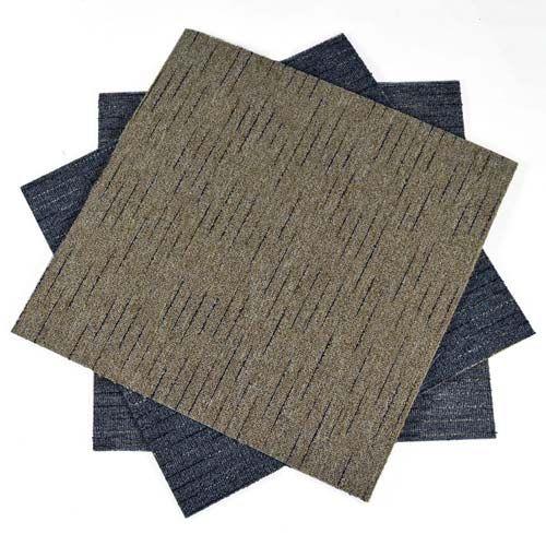 Hiline Gallery Row Carpet Tiles Basement Flooring Peel And