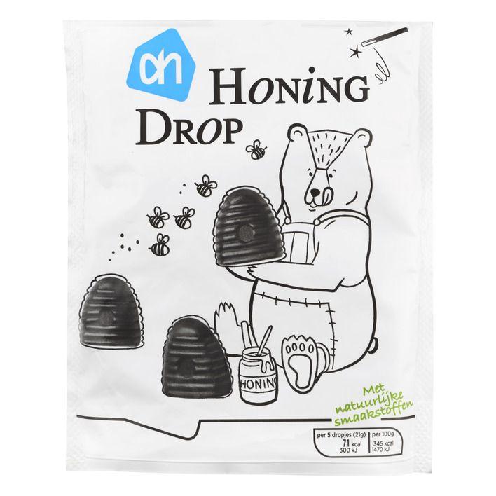 Honingdrop