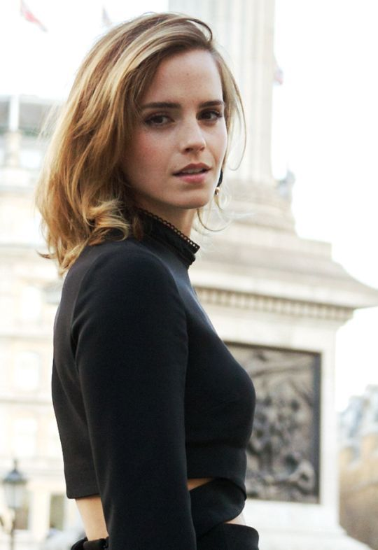 Emma Watson is a goddess. She stands up for women equality and ethical practices ✌