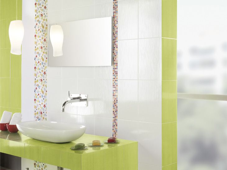 18 best Pop images on Pinterest Tile murals, Bathroom furniture - leroy merlin meuble salle de bain neo