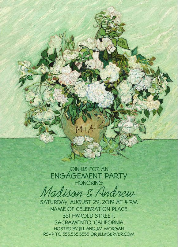 64 best Engagement Party Invitations images – Vintage Engagement Party Invitations