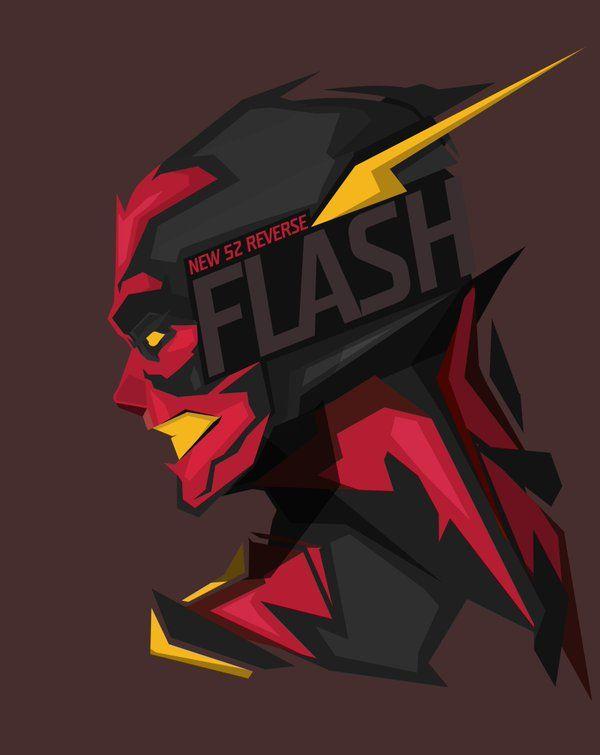 Daniel West Reverse Flash