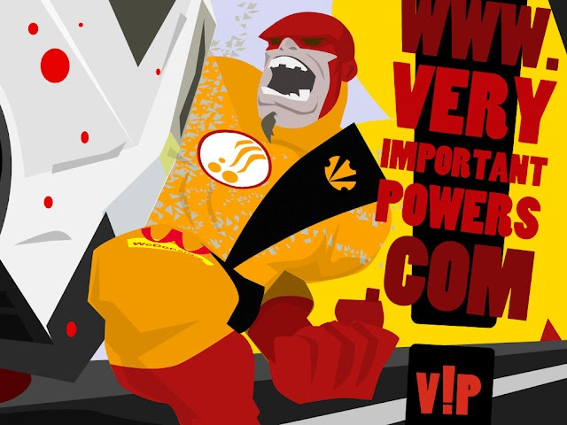 New V!P desktop