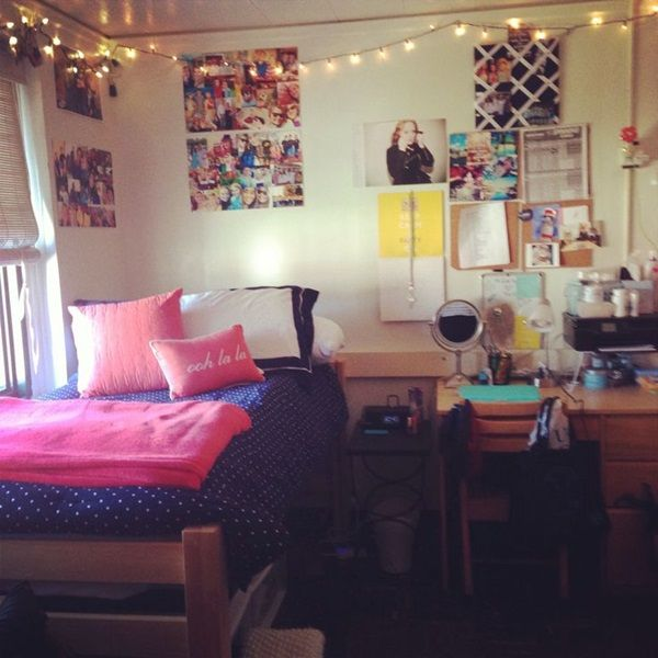 40 Classic College Dorm Room Decoration Ideas | http://art.ekstrax.com/2015/08/classic-college-dorm-room-decoration-ideas.html