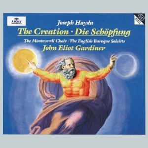Haydn: Die Schöpfung (The Creation) / Gardiner, The English Baroque Soloists (Audio CD)  http://www.picter.org/?p=B0000057FS