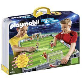 Terrain De Football Transportable #Foot #Playmobil