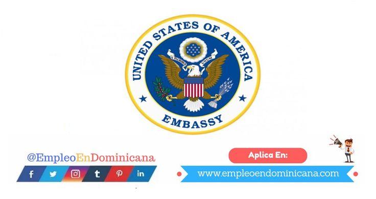 Ofertas de Trabajo en la Embajada de Estados Unidos en República Dominicana