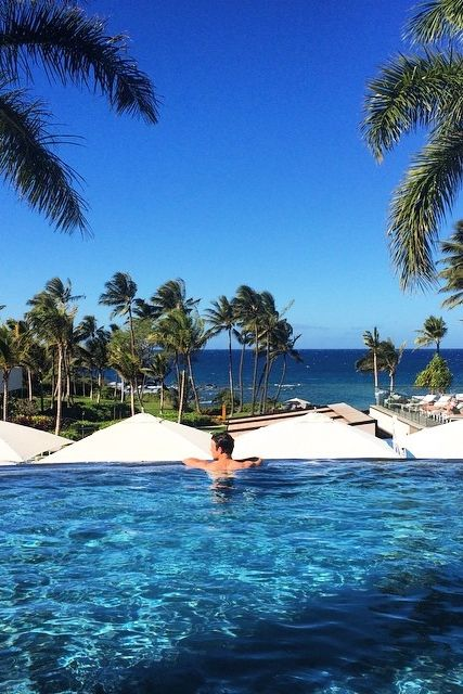 Just a snapshot of a trip to Andaz Maui. Photo courtesy of @kktravelsworldwide.