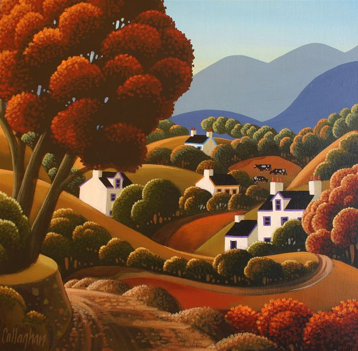 George Callaghan - The Winding Road