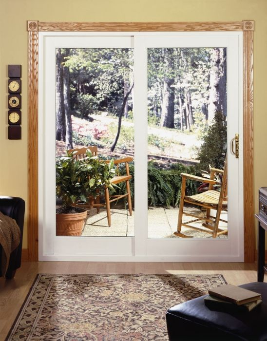 1000 Ideas About Sliding Glass Door Replacement On