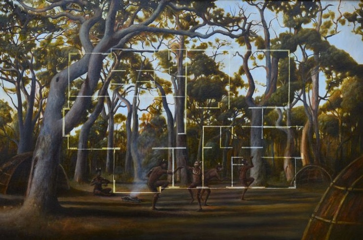 Artist: Christopher Pease (born 1969) Title: 4 bedroom, 2 bathroom Date: 2011 Medium: Oil on Linen Dimensions object: 73x110cm www.gallerysmith.com.au