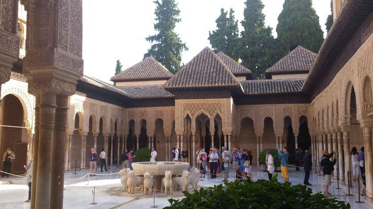 Alhambra de Granada  #alhambra #granada #andalusiatours #andalusiaguidedtours #privatetours