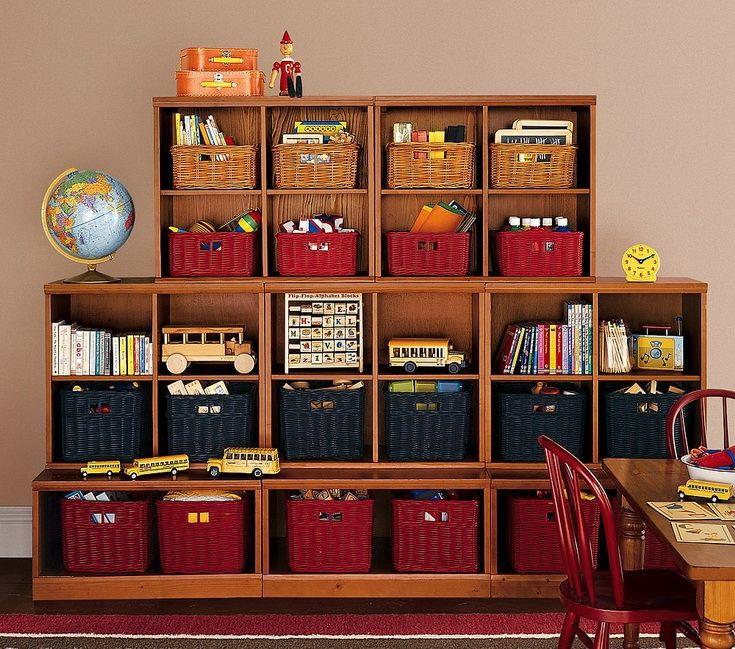 *Дизайн и декор* - Хранение в детских комнатах