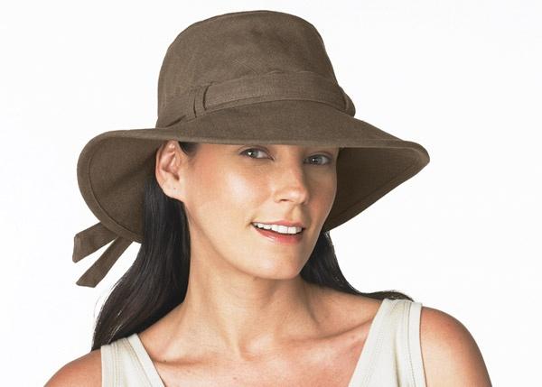 cec052fc638cc TH9 Melanie Hemp Women's Sun Hat - stylish with great sun protection |  Tilley