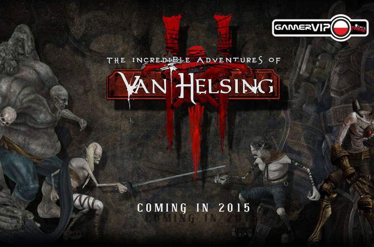 The Incredible Adventures of Van Helsing 3 Do Pobrania Plus Spolszczenie