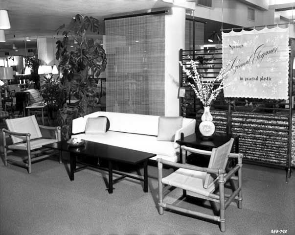 in practical plastic  Furniture department  Dayton s  Minneapolis  Photographer. 61 best Dayton s Department Store images on Pinterest   Department