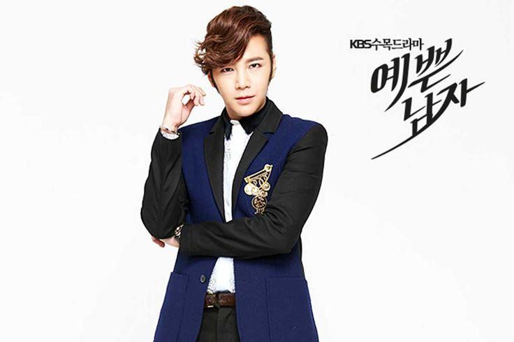"In ""Bel Ami"" spiel Jang Keun-Suk den Pretty Boy | © KBS"