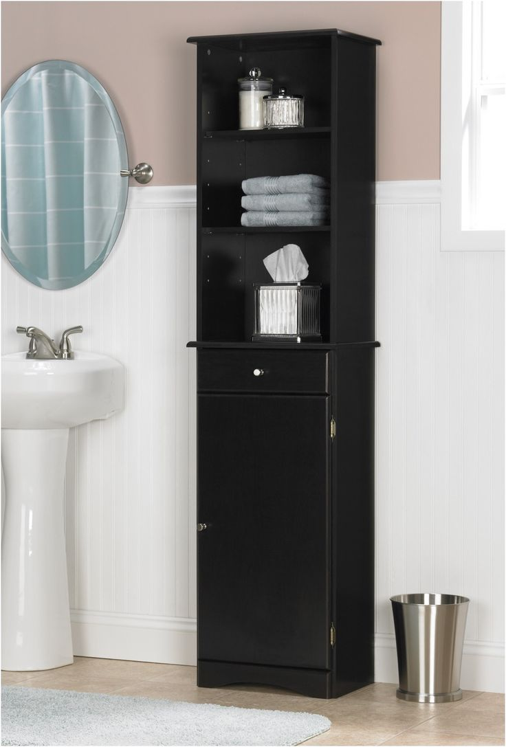 Tall Bathroom Cabinets Best 25 Tall Bathroom Cabinets Ideas On Pinterest  Bathroom