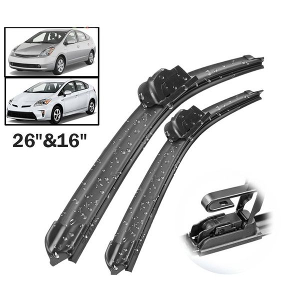 Xukey Front Wiper Blades For Toyota Prius 2003 2015 Windshield