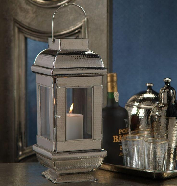 barclay butera amanjena candle lantern by zodax
