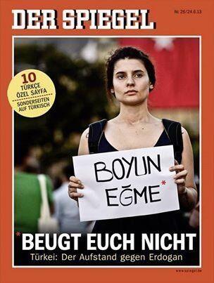 #derspiegel #occupygezi #direngeziparkı #direngezi #wearegezi #occupytaksim #occupyturkey #chapulling #istanbul #Turkey