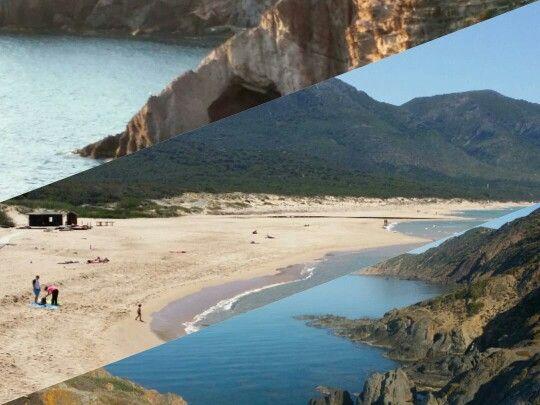 Mare Sardegna del Sud-Ovest.
