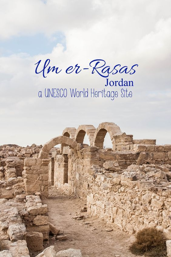 Have you ever thought of taking a road trip in the Middle Eastern country of Jordan? If so, do it!  What a great country to explore.  From ancient Roman ruins and mosaics to the Red Sea, you can find lots to do in between!  Click here to find out about driving in Jordan and one of our favorite world heritage sites: Um er-Rasas. ~ReflectionsEnroute