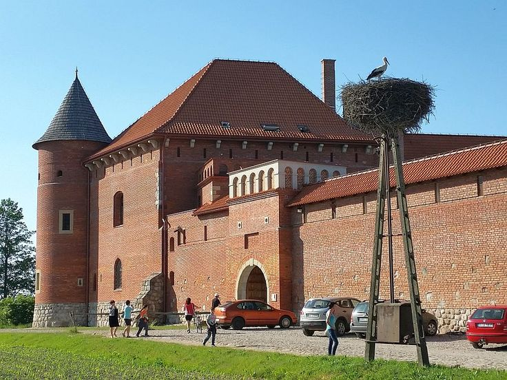 Tykocin. The old castle.