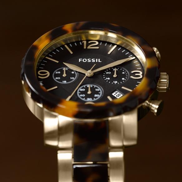 Женские экзотические часы   FOSSIL