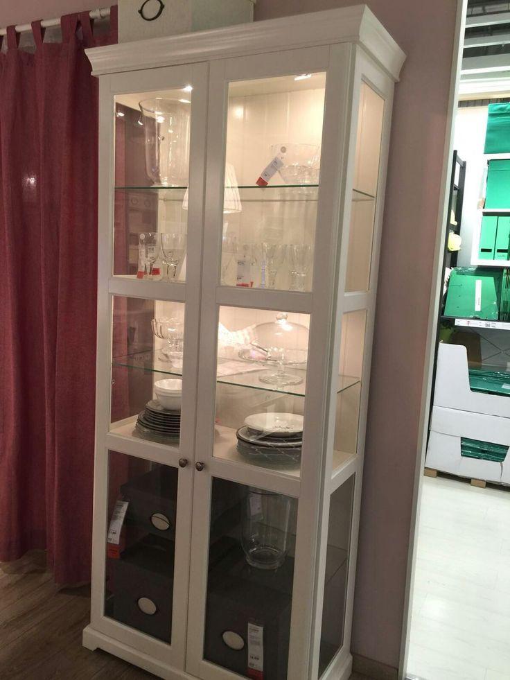 M s de 25 ideas incre bles sobre vitrina expositora en pinterest mobiliario para partes del - Ikea vitrinas comedor ...