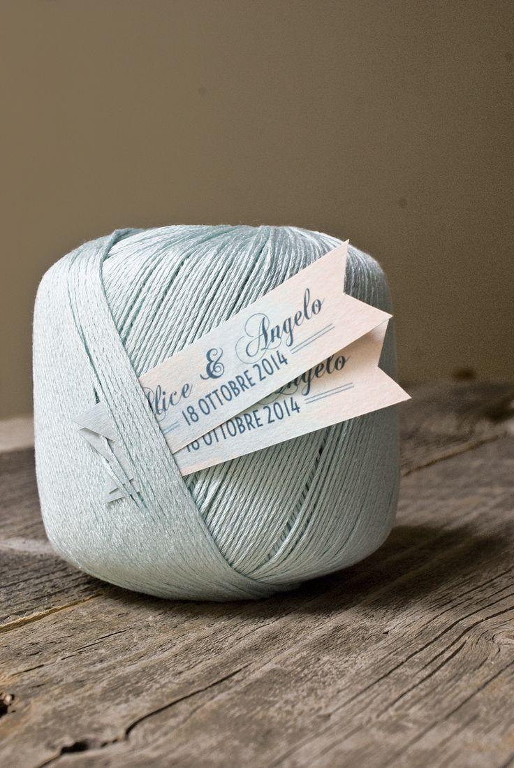 Ball of Wool for Hot Air Ballon Wedding by Mondo • Mombo