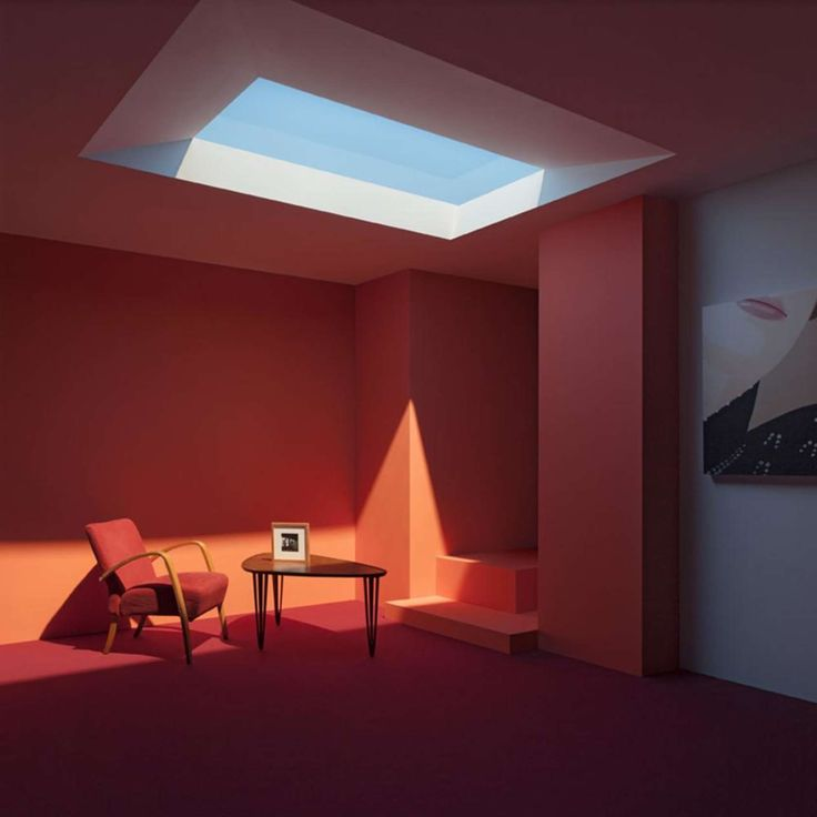 Here Comes the Sun: Possibly the Most Realistic Artificial Skylight Ever http://architizer.com/blog/let-there-be-light-coelux/