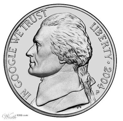 Mass Inflation Ahead -- Save Your Nickels!