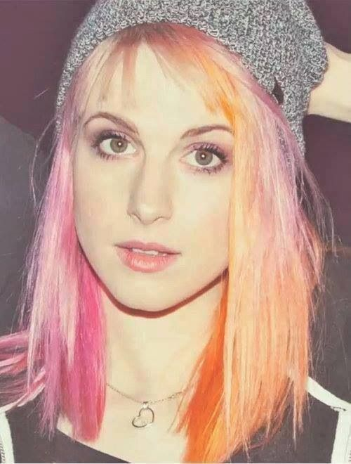 Hayley Williams 2013 Stop.. being…so… pretty! <3