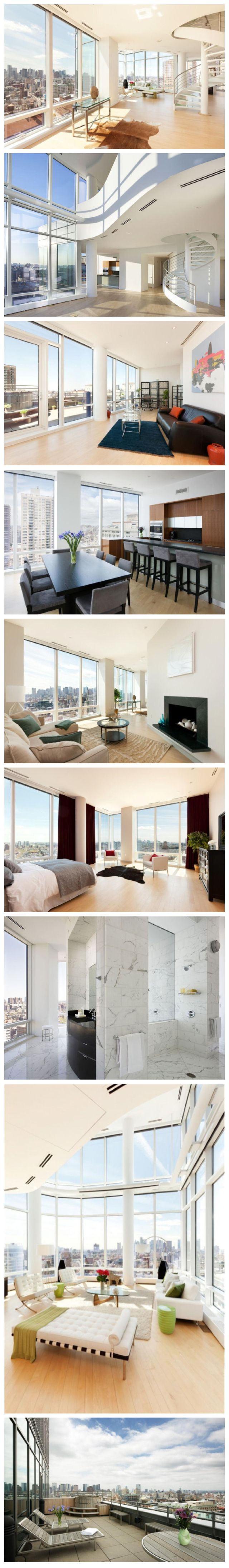 82 best Penthouse | Luxury | Living images on Pinterest ...