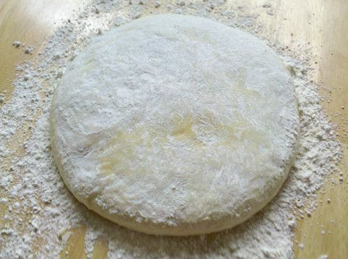 The BEST pizza dough!! Alton Brown's overnight pizza dough with how-to video