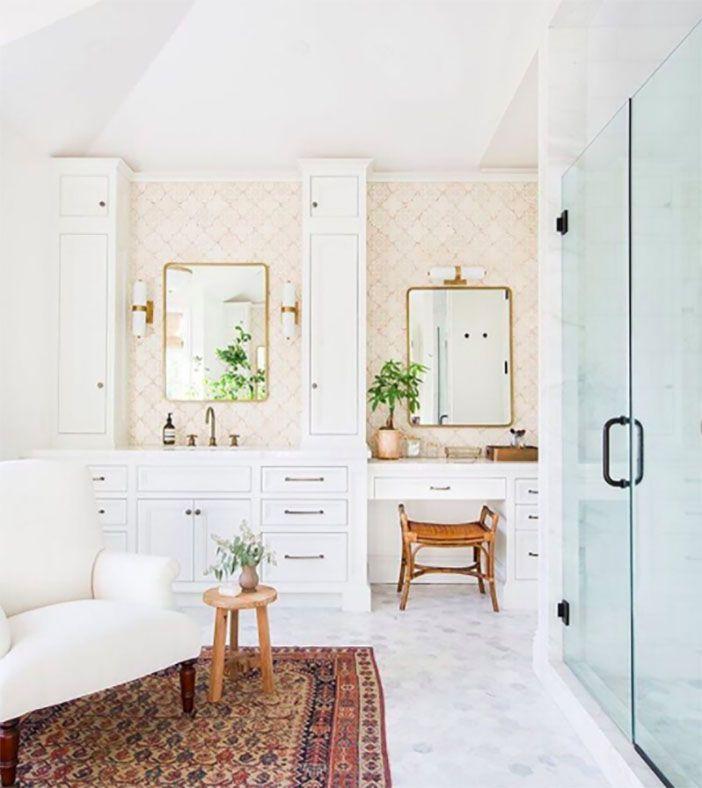 Now On The Blog My Instagram Interior Design Faves Amberinteriors Jillian HarrisWashroomMaster