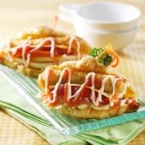 SANDWICH CROISSANT http://www.sajiansedap.com/mobile/detail/17110/sandwich-croissant