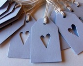 periwinkle tags