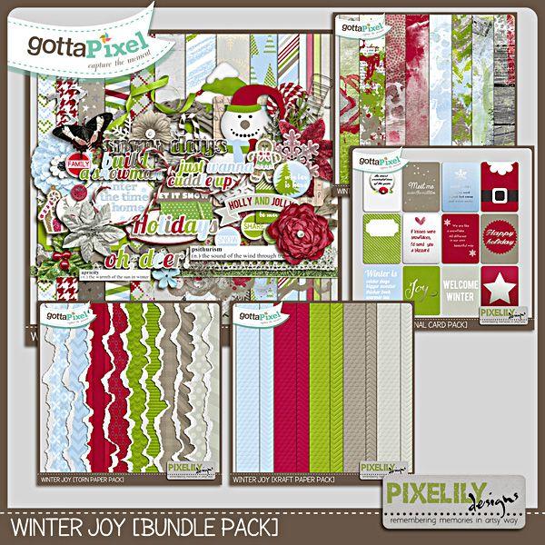 Winter Joy [Bundle Pack]