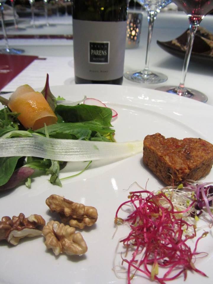 #CardioChef a #VillaPares. Le linee Guida del prof. #DavideTerranova e dello chef #FrancoRuggero http://bit.ly/24eVRvC