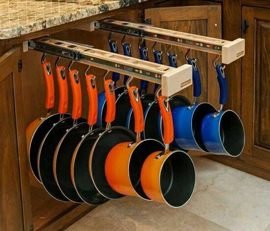 1000+ images about Kitchen on Pinterest | Organized pantry ...