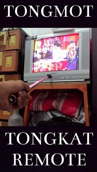 Tongkat remote - #Meme - http://wp.me/p3MK7L-by9