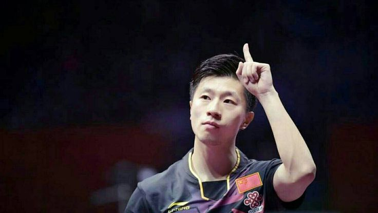 World's No.1 Table Tennis Player----Ma Long