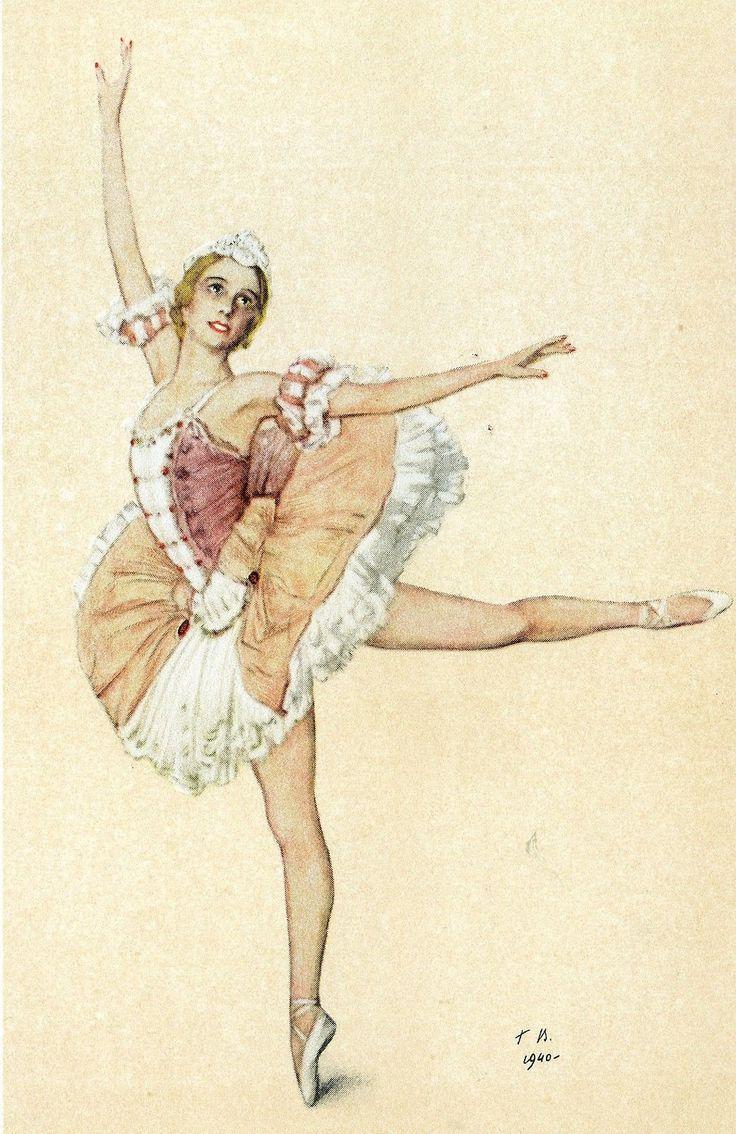 BALLETTO RUSSO/RUSSIAN BALLET - NATALIA DUDINSKAYA (AURORA)   eBay