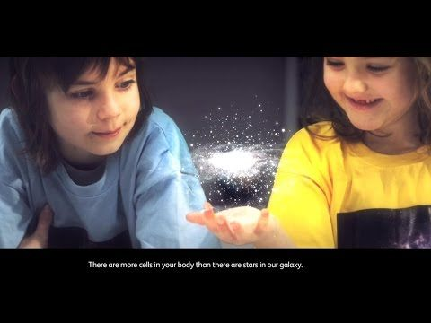 ISODESIGN | Universe Odyssey | National Museums Scotland